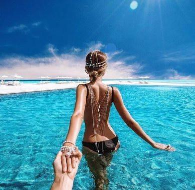 比马代更浪漫,比巴厘更唯美,这才是真正的蜜月圣地
